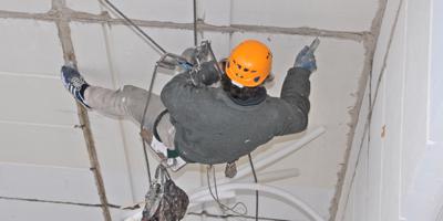 ремонт и утепление межпанельных швов